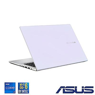 ASUS X513EP 15吋筆電 (i7-1165G7/8G/512G SSD/MX330/VivoBook 15/幻彩白)