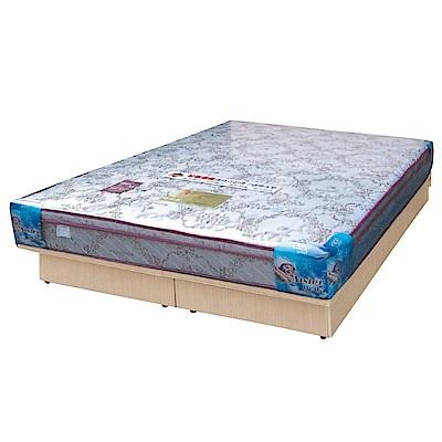 愛比家具 5尺雙人抽屜式六分六抽床底(不含床墊)