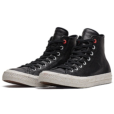 CONVERSE-男女休閒鞋157457C-黑