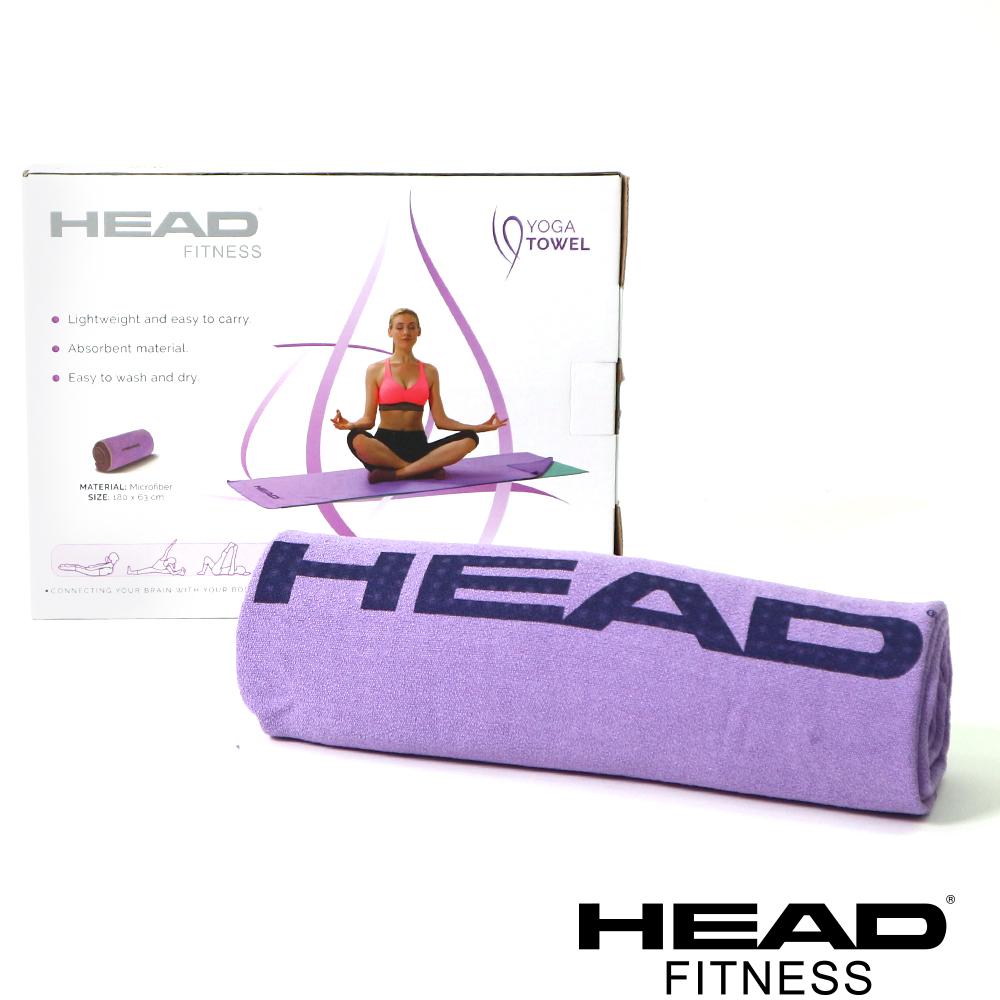 HEAD 超纖瑜珈舖巾(典雅紫)-HA731
