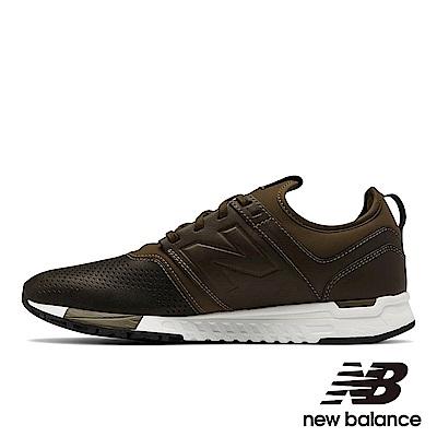New Balance 復古鞋 MRL247NO 中性 軍綠