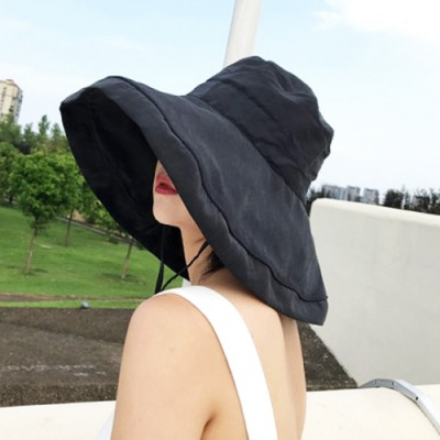 Redberry CHIC優雅漁夫帽 沙灘出遊 遮陽防曬 可折疊收納  6色系