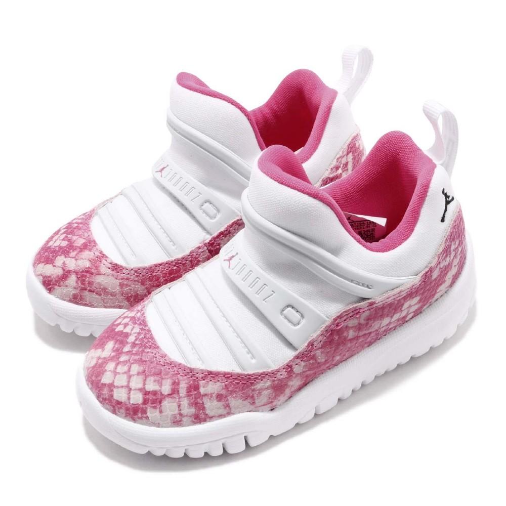 Nike 籃球鞋 Jordan 11 Retro 穿搭 童鞋