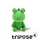 tripose 輕鬆生活吊飾-青蛙公仔 綠