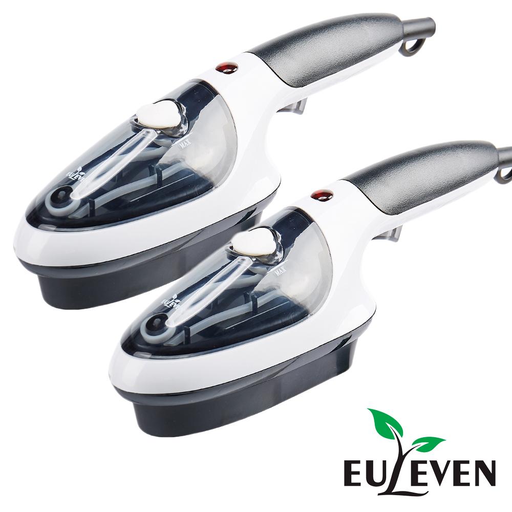 [團購]有樂紛EULEVEN-手持式蒸汽熨斗(SYJ-3013A) 2入組