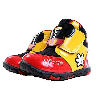米奇高筒鞋 sk0621 魔法Baby
