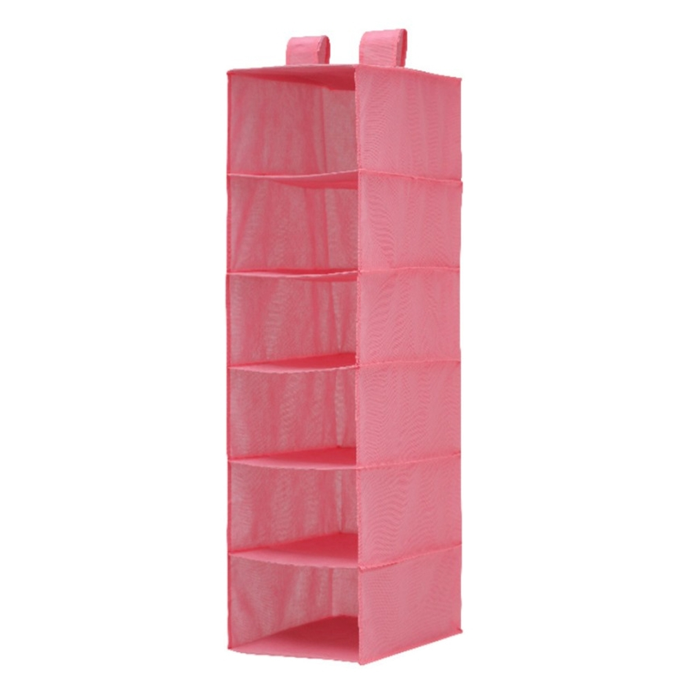 多功能 懸掛式 多隔間 多層 儲物格 收納格 立體 壁掛式 衣物 帽子 包包 衣櫃收納