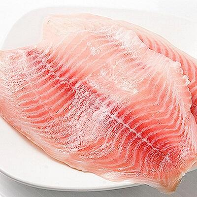 馬姐漁舖 台灣優質鯛魚腹片6片入