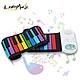 美國【iLearnMusic】兒童彩虹手捲鋼琴49鍵 電子鋼琴可外出攜帶 手捲琴 電子琴 KD49 product thumbnail 1