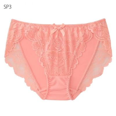 aimerfeel 花卉蕾絲性感內褲-珊瑚粉-603722-SP3