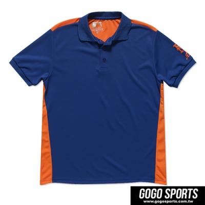 MLB-修身撞色快排POLO衫-大都會隊 (男)