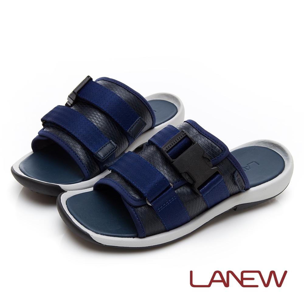 LA NEW 安底 輕量Q彈 拖鞋(男225073570)