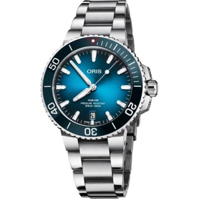 Oris 豪利時 CLEAN OCEAN 潔淨海洋限量錶-39.5mm 0173377324185