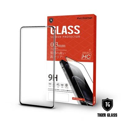 T.G MI 紅米 Note 10 5G 全包覆滿版鋼化膜手機保護貼(防爆防指紋)