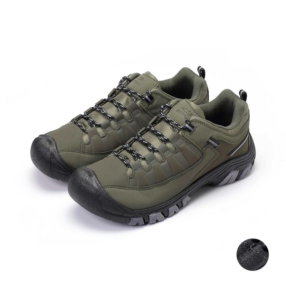 COMBAT艾樂跑男鞋-多功能綁帶休閒鞋-綠/黑(FA554)