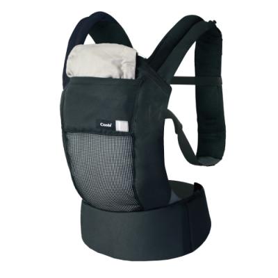 【Combi 康貝】Join Mesh 透氣減壓腰帶式背巾/揹巾 (共4色可選)