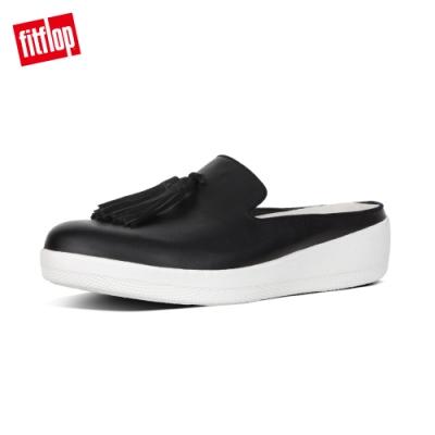FitFlop SUPERSKATE SLIP-ONS 樂福鞋 黑色