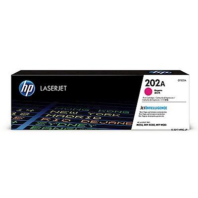 HP CF503A LaserJet原廠洋紅色碳粉匣