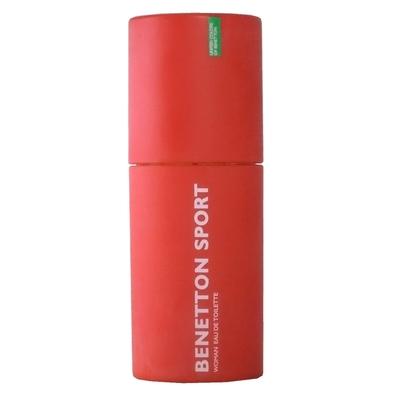 Benetton Sport Women 運動女性淡香水 100ml 無外盒包裝