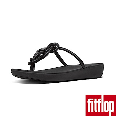 FitFlop TIERA TOE-THONGS-黑色