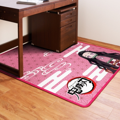 KOIZUMI_鬼滅之刃竈門禰豆子地毯YDK-208‧幅110cm