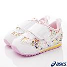 asics競速童鞋 童趣機能鞋款 14A031-700白粉(中小童段)