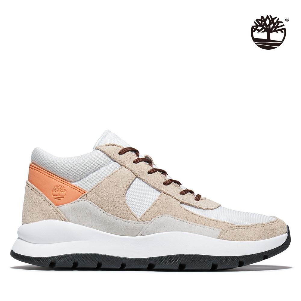 Timberland 男款白色絨面革拼接Boroughs Project休閒鞋|A22CD
