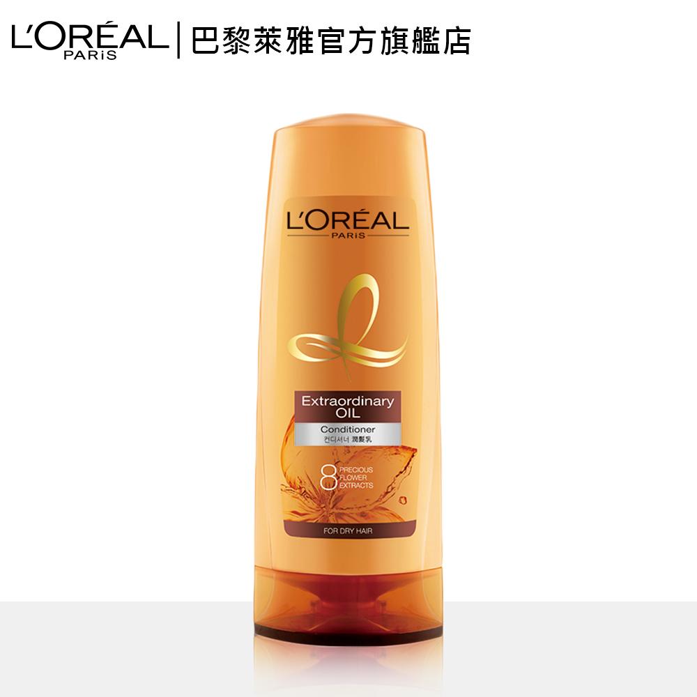 LOREAL Paris 巴黎萊雅 金緻護髮精油潤髮乳400ml