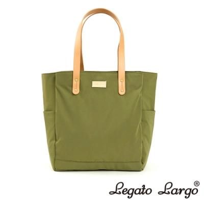Legato Largo 日系簡約Lineare內外防潑水多口袋側背包