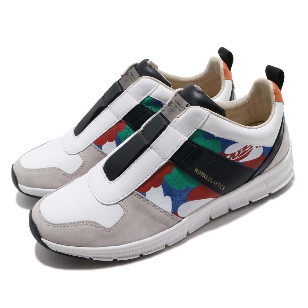 Royal Elastics 休閒鞋 Rider 套腳 男鞋