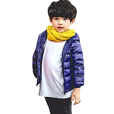 魔法Baby 兒童輕量極保暖90%羽絨外套 k60942