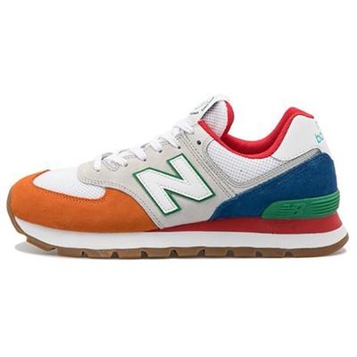 New Balance  574 系列 復古運動鞋 男女 休閒鞋 多色-ML574DRU-D