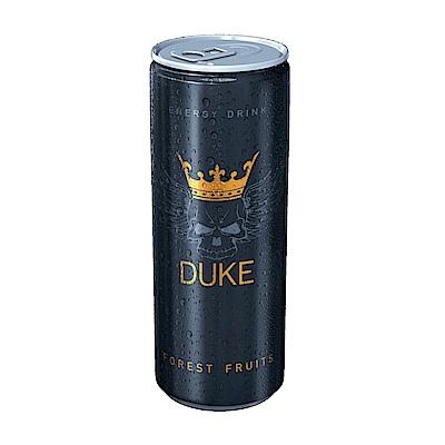 DUKE 能量飲料森林水果-黑色(250mlx24入)