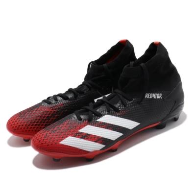 adidas 足球鞋 Predator 20 3 FG 男鞋