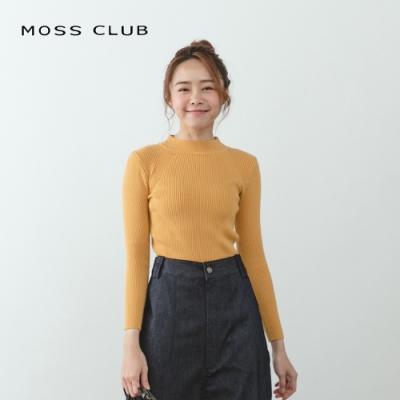 【MOSS CLUB】精選百搭實穿-上衣(三色)