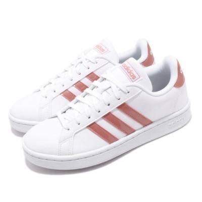 adidas 休閒鞋 Grand Court 復古 女鞋