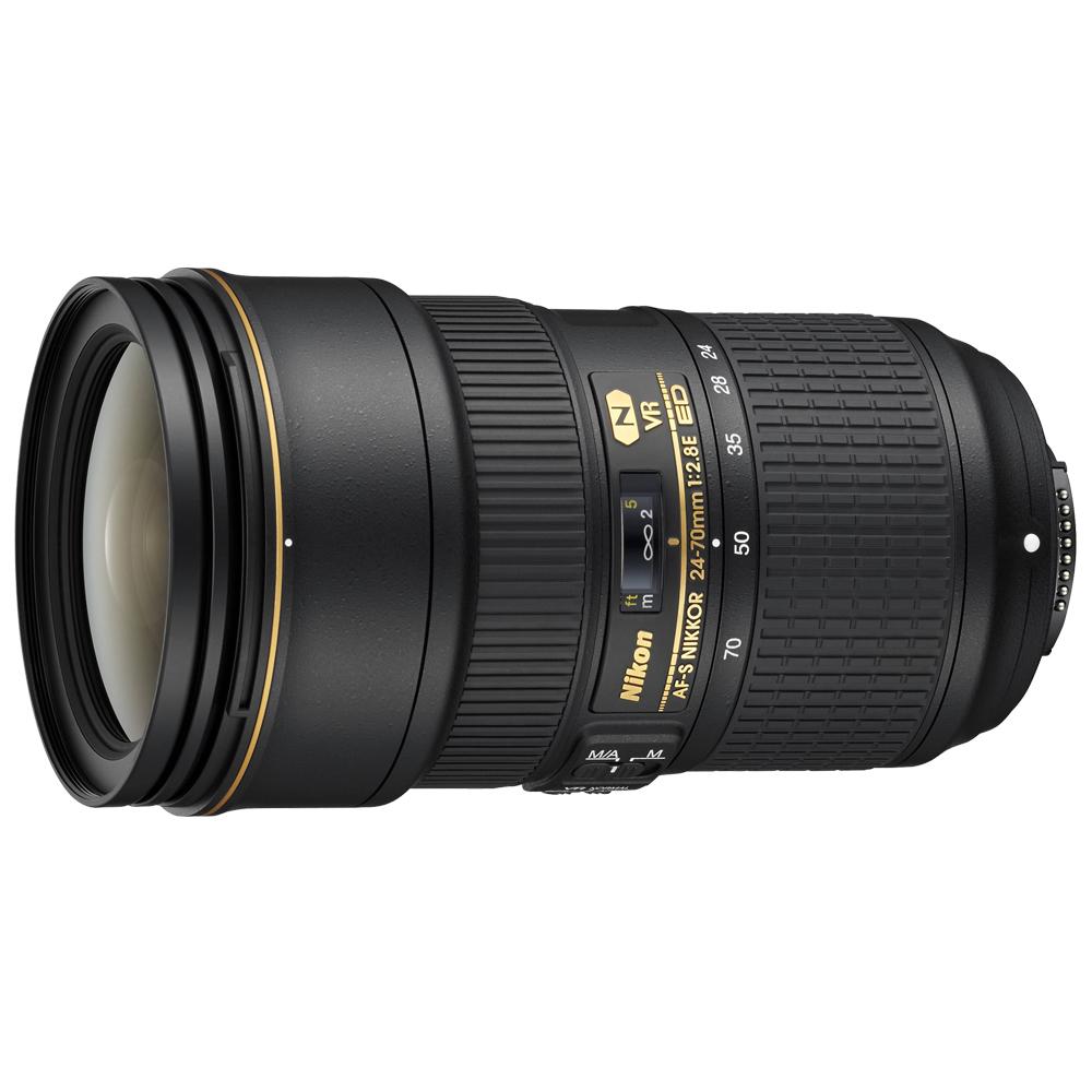 Nikon AF-S 24-70mm f/2.8E ED VR 標準變焦鏡頭*(平輸)