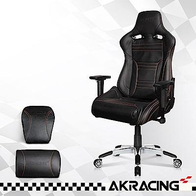AKRACING超跑電競椅(半牛皮風神款)-GT787 PAGANI