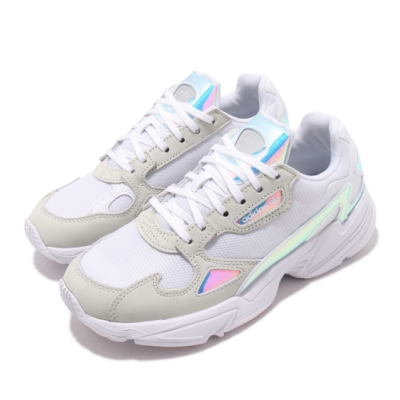 adidas 休閒鞋 Falcon 老爹 厚底 女鞋