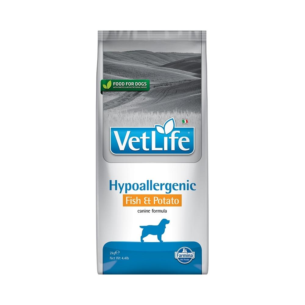 Farmina法米納|天然處方系列-犬用皮膚保健低敏配方(魚肉+地瓜)2KG