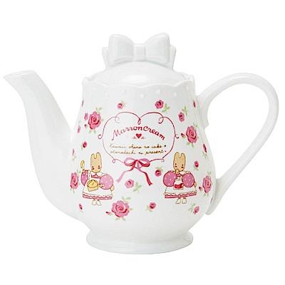 Sanrio 兔媽媽杯子蛋糕系列陶磁茶壺