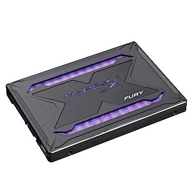 金士頓 Hyper Fury RGB 960GB SSD 固態硬碟