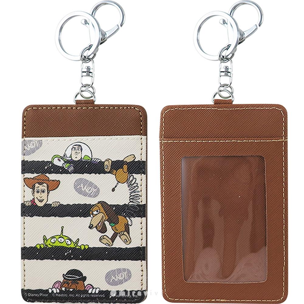 Disney迪士尼證件套票卡夾-掛掛玩具