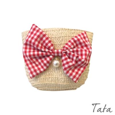 童裝 蝴蝶結裝飾側背包 TATA KIDS