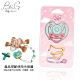 【B&G】Baby Garden香草奶嘴扣夾-粉x黃 product thumbnail 2