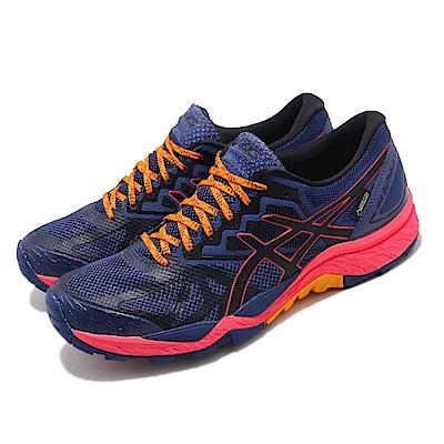 Asics 慢跑鞋 Gel-FujiTrabuco 6 女鞋