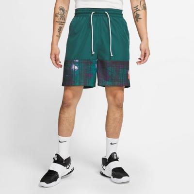 NIKE 短褲 運動短褲 慢跑 健身 男款 綠 CK6760566 AS KYRIE M NK SHORT PRINT