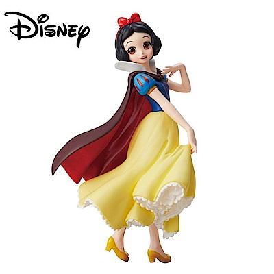日本正版 Crystalux 白雪公主 公仔 迪士尼 萬普 Banprest 381542