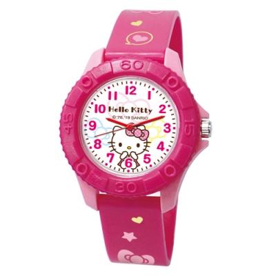 Sanrio三麗鷗雙色殼兒童手錶35mm夢幻Kitty