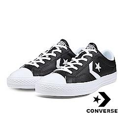 CONVERSE-STAR PLAYER OX男女休閒鞋-黑